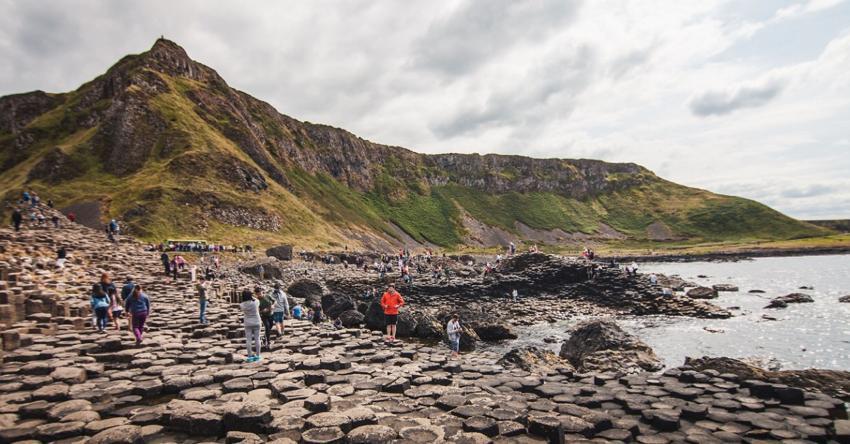 #Conexão: lugares imperdíveis para visitar na Irlanda