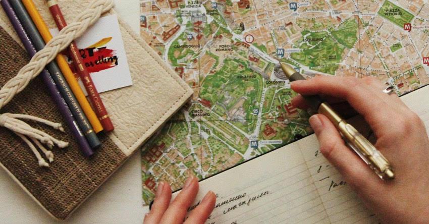 Checklist de viagem: dicas para não se perder na hora de planejar