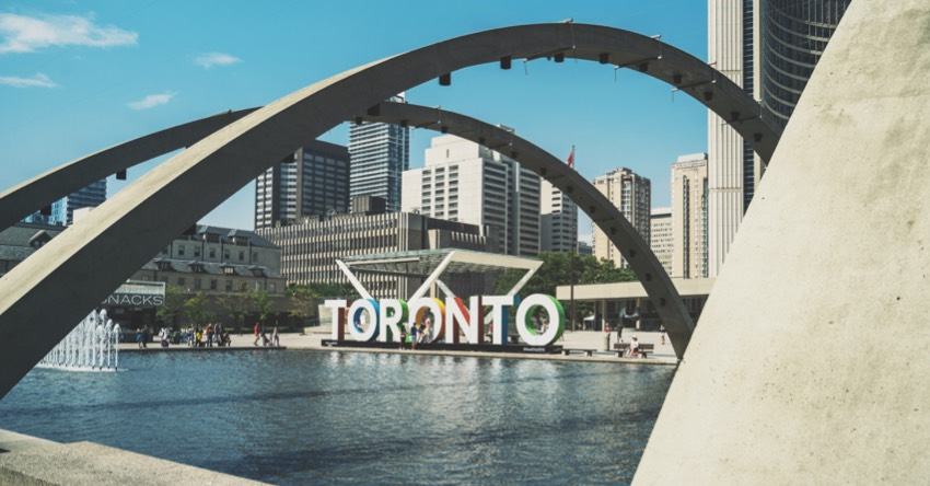 #Conexão: Toronto